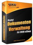 Dokumenten Manager Modul f�r OXID