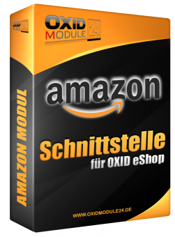 Amazon Modul für OXID 4.7.x/5.0.x - 6.1.x | Testlizenz (1 Monat)