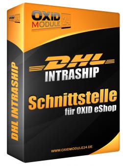 DHL Intraship Modul für OXID