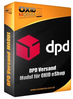 DPD Versand Modul für OXID