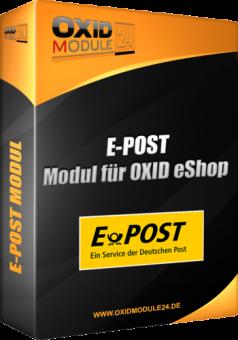 E-POST Modul für OXID