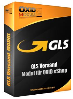 GLS Versand Modul für OXID