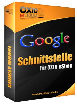 Google Merchant Modul für OXID
